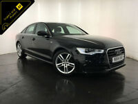 2014 AUDI A6 S LINE TDI DIESEL 1 OWNER SERVICE HISTORY FINANCE PX WELCOME