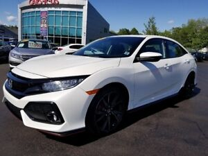 2017 Honda Civic Sport / Touring / Extended Warranty