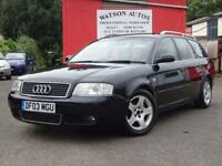 2003 Audi A6 Avant 1.9TDI 130 AUTO SE - 112K MILES - FSH - CAMBELT DONE