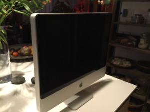 Aubaine! Imac 24 pouces fin 2007 en excellente condition