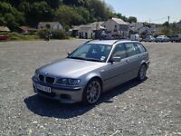 BMW 318i Msport Touring