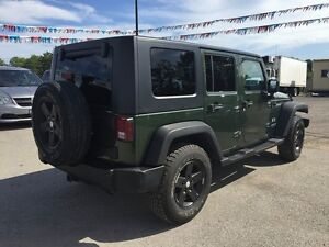 2007 JEEP WRANGLER UNLIMITED X *4WD * POWER GROUP * MINT CONDITI London Ontario image 6