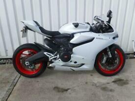 2014 Ducati 899 Panigale 899 PANIGALE Super Sports