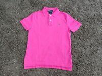 Boys Ralph Lauren polo shirt size 7