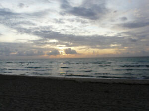 Ocean front condo: the most beautiful place in Hollywood Florida