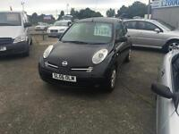 2006 Nissan Micra S 1.2
