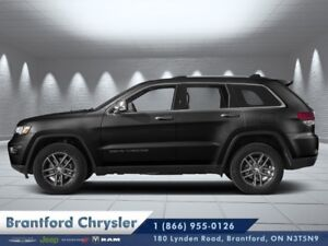 2019 Jeep Grand Cherokee Limited  - Navigation