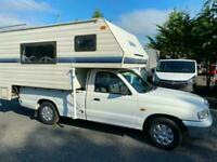 Mazda b2550 European adventure 4 berth with Toilet and shower