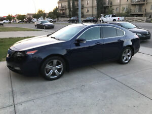 2013 Acura TL Tech Pkg AWD Sedan $15,500.00