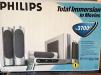 PHILIPS CINEMA SURROUND SOUND SYSTEM