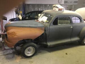 1948  Dodge two door coupe