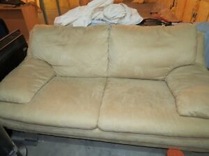 Selling Love Seat and Couch in mint condition both for $600