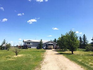 Foreclosure, acreage just minutes from St. Albert $439,900
