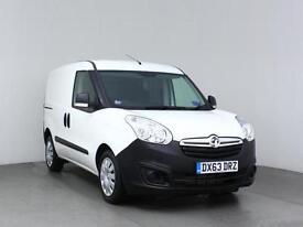 2013 VAUXHALL COMBO 2300 1.3 CDTI 16V H1 5 Seat 5Dr Crew Van