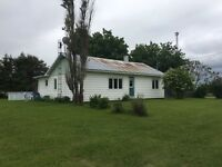 Hobby Farm on 10 Acres! Oxbow, NB Open to offers!
