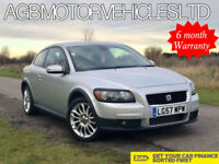 ** VOLVO C30 1.6 DIESEL SE MODEL WITH SPORT OPTIONS MANUAL C30 COUPE **