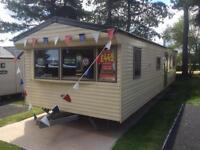 Static Caravan Dymchurch Kent 2 Bedrooms 6 Berth Willerby Salsa 2012 New Beach