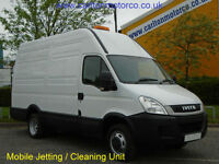 2010 / 10 Iveco Daily 50c15 3.0Hpi H3 [ Jetting-Unit ] panel van Twin wheel