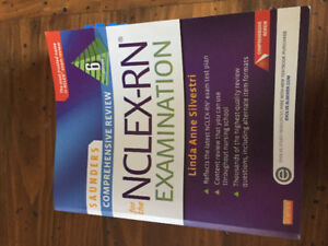 Saunders Comprehensive Review for NCLEX-RN Examination