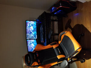 Pc gaming/ ordinateur / Chaise de gaming nego
