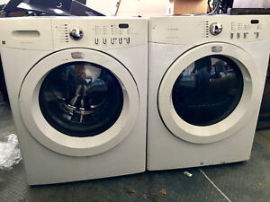 Frigidaire Affinity Front Load washer/dryer