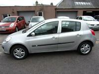 RENAULT CLIO 1.2 expression 2008 Petrol Manual in Silver