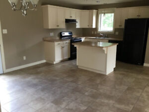 2 bedrooms - main level of house
