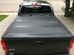 Tonneau Cover for 5.5 Truck Bed with Bike Rack 4-6bikes