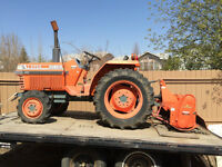 Kubota Diesel Rototiller For Sale