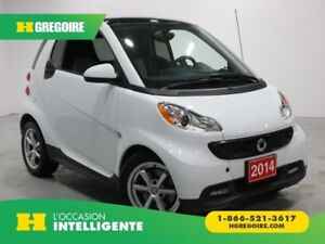 2014 Smart Fortwo PURE TOIT PANO A/C MAGS