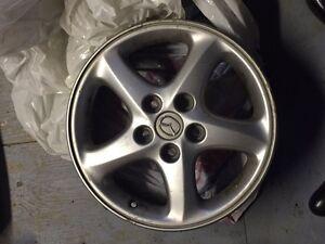 Mags Mazda Protege 5 2002