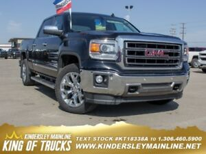 2014 GMC Sierra 1500 SLT  - Leather Seats -  Bluetooth