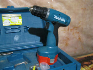 MAKITA TWO SPEED DRILL DRIVER