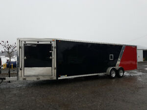 2011 29ft Legend Snowmobile Trailer