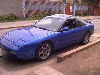 Wanted Nissan 240sx