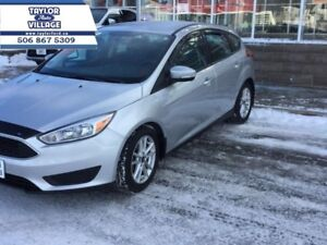 2016 Ford Focus SE Hatch  - $118.20 B/W