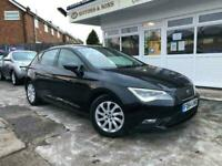 2014 64 Seat Leon 1.6TDI Ecomotive SE Tech Pack SATNAV!! FULL HISTORY!! FREE TAX