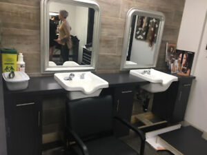2 New Barber Sinks for Sale!