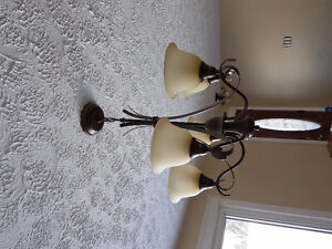 dining or living room light chandelier