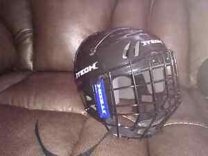 Kids hockey helmet for sale
