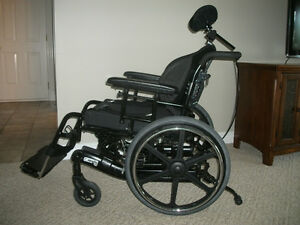 Wheelchair - needs a  home - will entertain offers