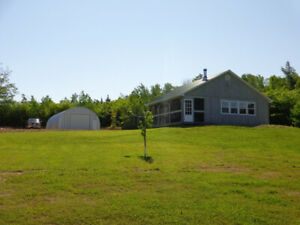 camp for snowmobiling and ATVing