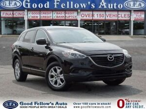 2013 Mazda CX-9 GS MODEL, FWD, 7 PASSENGERS