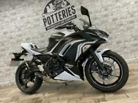 Kawasaki Ninja 650 performance 2020 MLFA WT2