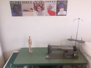 INDUSTRIAL JUKI SEWING MACHINE FOR SALE