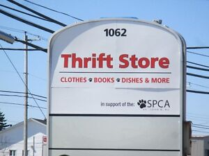 SPCA Thrift Store is Always Seeking Donations!!!