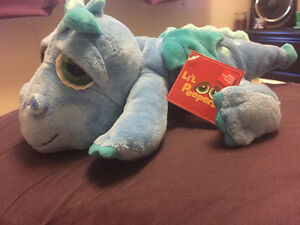 Russ Lil Peepers Minis & Medium Stuffed Animals, plus Elephant