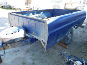 3/4 Ton Pickup Trailer