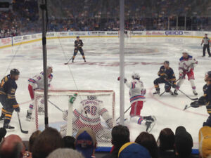 Buffalo Sabres Tickets - Hard Tickets - Great view!!