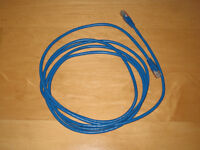 Ethernet CAT5 Patch Cables, 10 feet